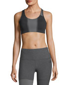 Motivation Tech Medium-Support Performance Sports Bra