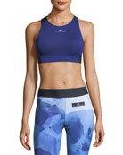 Colorblocked Climachill™ Performance Sports Bra
