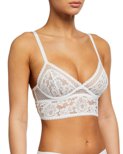Petunia Triangle Underwire Long-Line Bra