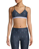 Feather Andie Crop Sports Bra