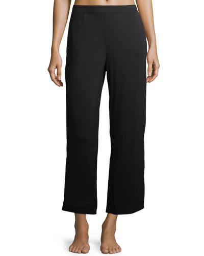 Yara Crop Lounge Pants