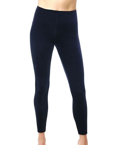 Perfect Control Velvet Leggings