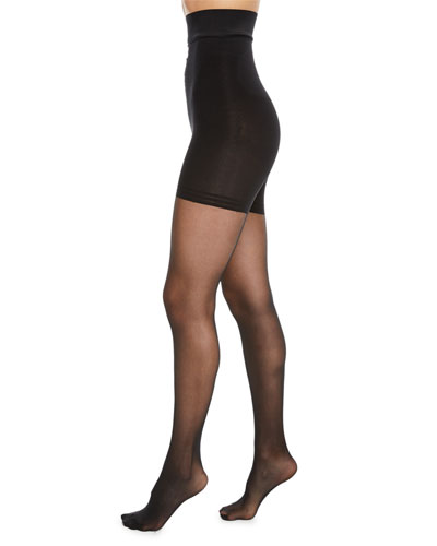 High-Waist Control-Top Tights