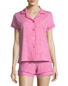 Pearls Shorty Pajama Set