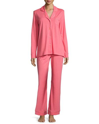 Jersey Half-Sleeve Sleepshirt