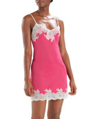 Enchant Lace-Trim Chemise
