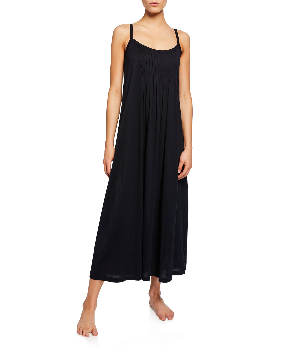 Hanro Tops JULIET PLEATED GOWN