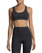 Levitate Medium-Support Strappy-Back Sports Bra