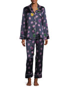 Lila Wendy Long Pajama Set