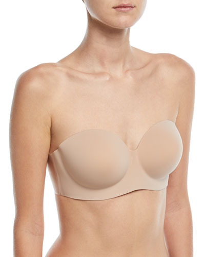 Voluptuous Backless Strapless Bra