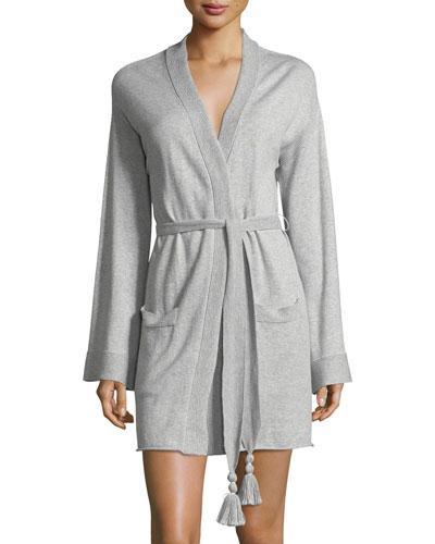 Valora Short Knit Robe