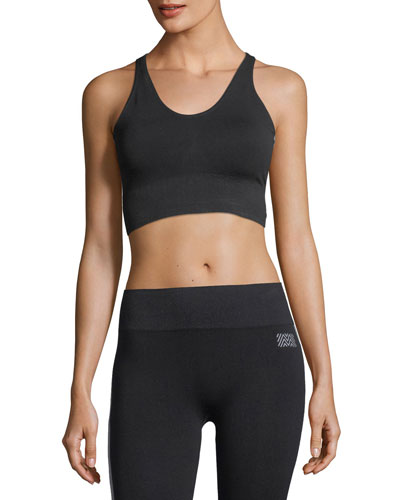 Hi-Tech Seamless Sports Bra