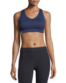 Monreal London Essential V-Neck Sports Bra