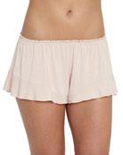 Ivy Flounce Lounge Shorts