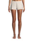 Lorna Pima Cotton Lounge Shorts