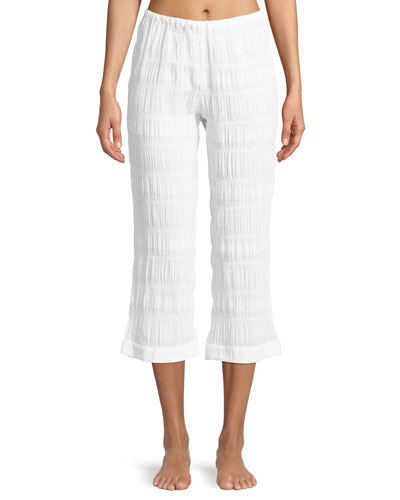 Nelly Cotton-Blend Lounge Pants