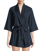 Qianna Organic Cotton Robe