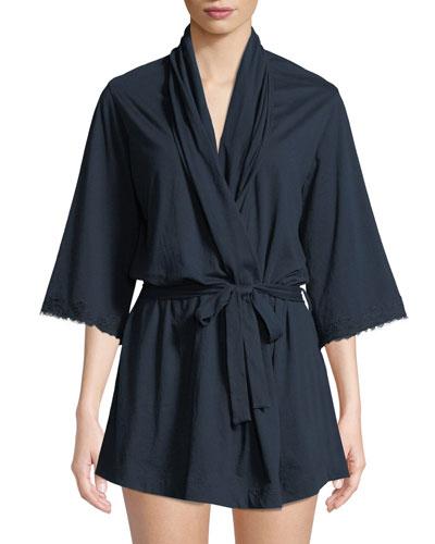 Qianna Organic Cotton Robe
