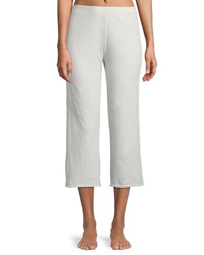 Double-Layer Jersey Pajama Pants
