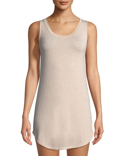 Lorena Jersey Sleeveless Nightgown