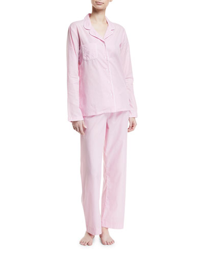 Amalfi Cotton Pajama Set