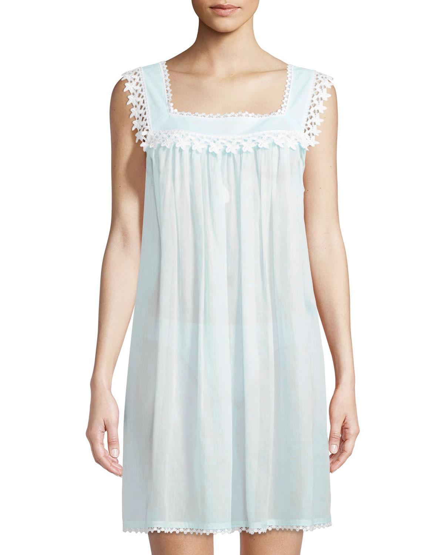 Evening Star Sleeveless Nightgown