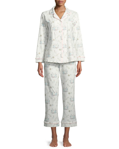 Ladies Who Brunch Classic Pajama Set
