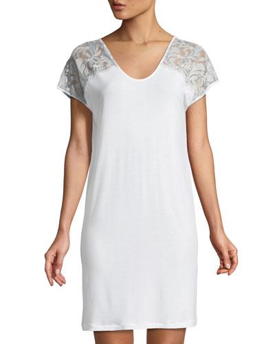 Cruise Short-Sleeve Nightgown