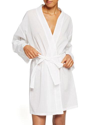 Quick Look. Pour Les Femmes · Classic Cotton Robe 975baf9b9