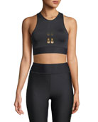 Altitude Flash Performance Crop Top