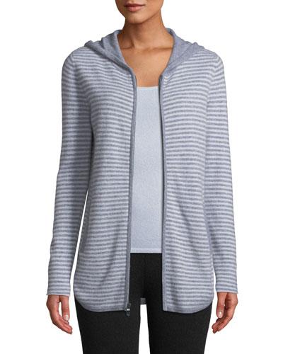 689edf7659521d Cashmere Zip Sweater | Neiman Marcus