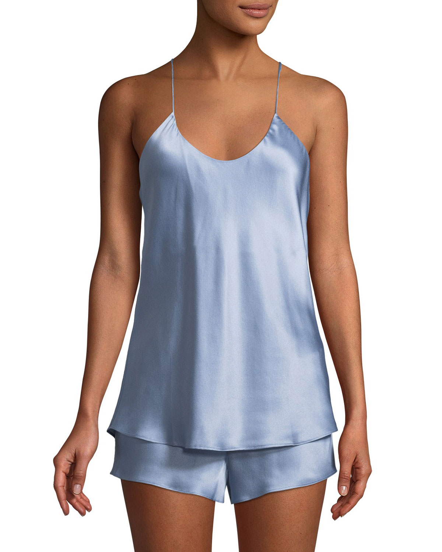 Bella Bluebell Short Pajama Set