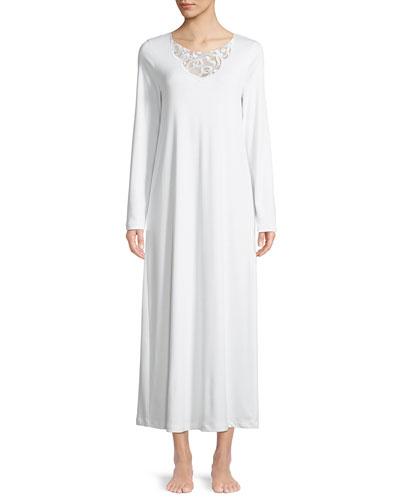 Ella Long-Sleeve Nightgown