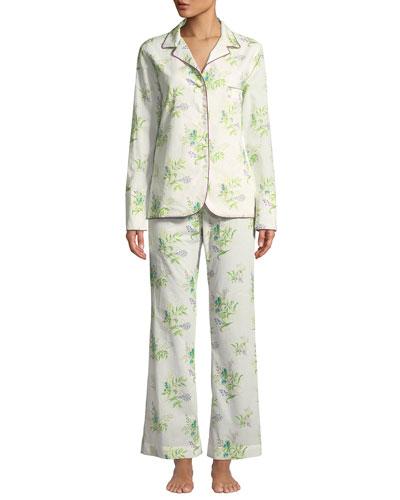 Felicia Two-Piece Classic Pajama Set
