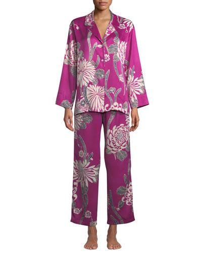 Purple Pajama Set  1a007bb02
