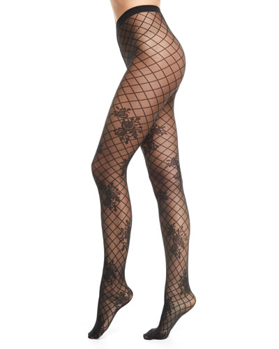 b68915460 Patterned Tights