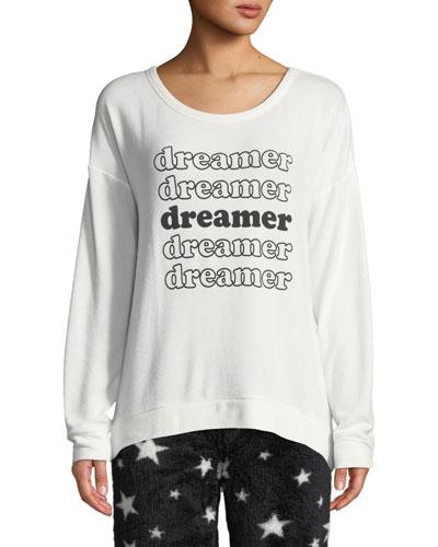 Dreamer Graphic Lounge Sweatshirt