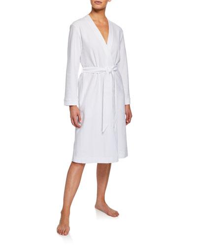 28736c52e0 Quick Look. Hanro · Cotton Waffle Robe