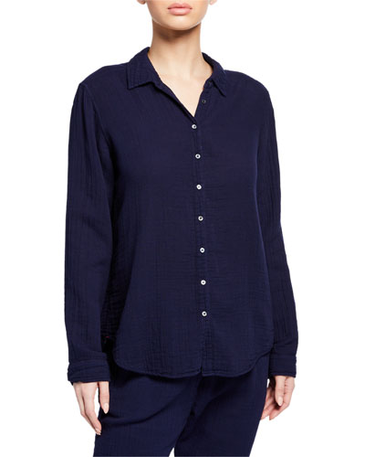 Scout Long-Sleeve Lounge Shirt