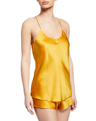 Bella Tobacco Short Pajama Set