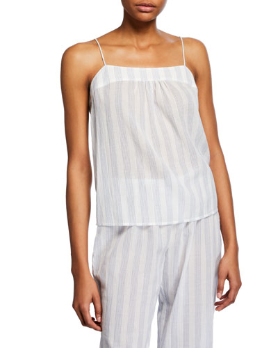 Isabella Striped Camisole