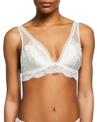 Lise Charmel Soie Virtuouse Non-Wire Triangle Bra