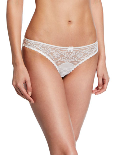 Ophelia Whistling Lace Bikini Briefs