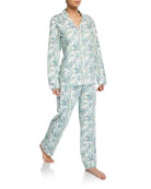 Bedhead Spring Bloom Classic Pajama Set