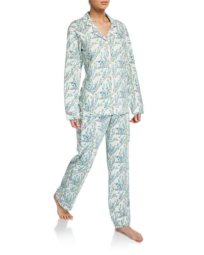 Spring Bloom Classic Pajama Set