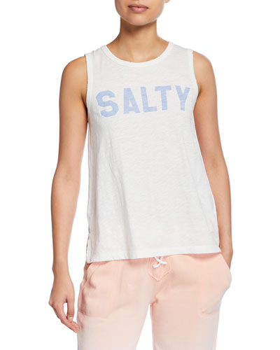 Salty Days Tank Top
