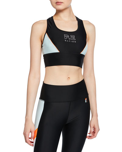 Acceleration High-Impact Sports Bra