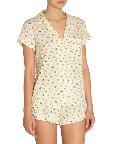 Dianna Shorty Pajama Set
