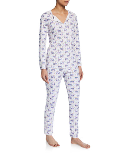 Gwen The Unicorn Two-Piece Pajama Set