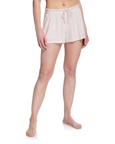 Ottie Pima Cotton Lounge Shorts